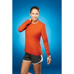 Gildan Ladies' Performance® Ladies' 5 oz. Long-Sleeve T-Shirt