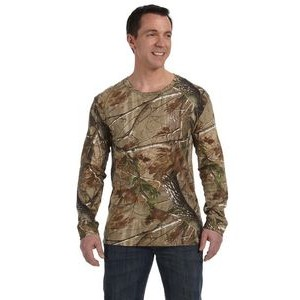 CODE V Men's Realtree Camo Long-Sleeve T-Shirt