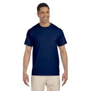 Gildan Adult Ultra Cotton® 10 oz./lin. yd. Pocket T-Shirt