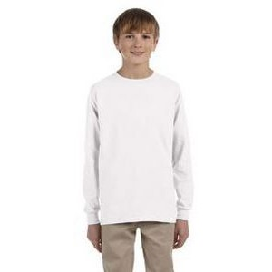 Gildan Youth Ultra Cotton® 10 oz./lin. yd. Long-Sleeve T-Shirt