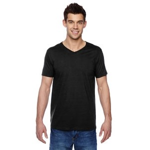 Fruit of the Loom Adult 7.8 oz./lin. yd. Sofspun® Jersey V-Neck T-Shirt