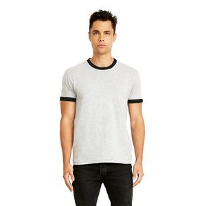 NEXT LEVEL APPAREL Unisex Ringer T-Shirt
