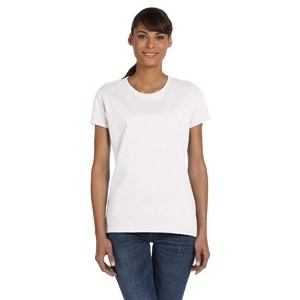 Fruit of the Loom Ladies' 8.3 oz./lin. yd. HD CottonTM T-Shirt