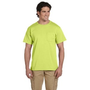 Jerzees Adult 9.3 oz./lin. yd. DRI-POWER® ACTIVE Pocket T-Shirt