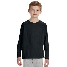 Gildan Youth Performance® Youth 5 oz. Long-Sleeve T-Shirt