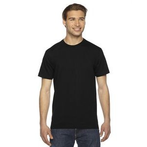 American Apparel Unisex Fine Jersey USA Made T-Shirt