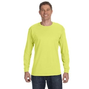 Jerzees Adult 9.3 oz./lin. yd. DRI-POWER® ACTIVE Long-Sleeve T-Shirt