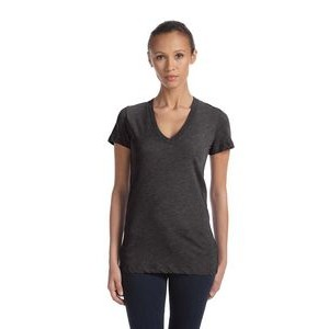 Color Image Apparel - Bella Ladies' Triblend Short-Sleeve Deep V-Neck T-Shirt
