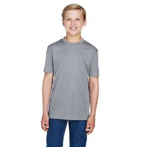 Team 365 Youth Zone Sonic Heather Performance T-Shirt