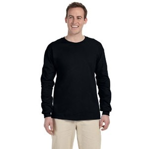 Fruit of the Loom Adult 8.3 oz./lin. yd. HD Cotton? Long-Sleeve T-Shirt
