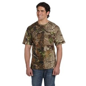CODE V Men's Realtree Camo T-Shirt