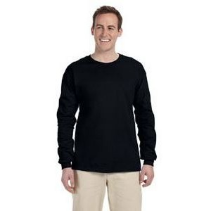 Gildan Adult Ultra Cotton® 10 oz./lin. yd. Long-Sleeve T-Shirt