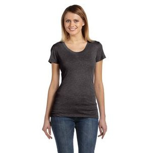 Color Image Apparel - Bella Ladies' Triblend Short-Sleeve T-Shirt