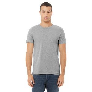 Canvas Unisex Heather CVC Short-Sleeve T-Shirt