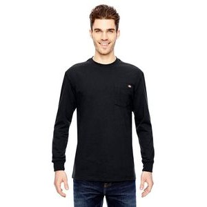 Williamson-Dickie Mfg Co Men's 6.75 oz. Heavyweight Work Long-Sleeve T-Shirt
