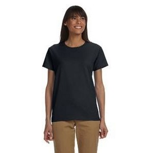 Gildan Ladies' Ultra Cotton® 10 oz./lin. yd. T-Shirt