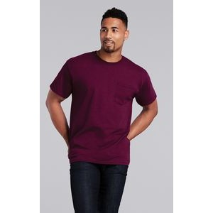 Gildan® Ultra Cotton T-Shirt With Pocket