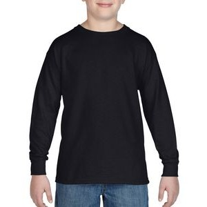 Gildan® Heavy Cotton™ Youth Long Sleeve T-Shirt