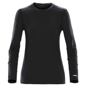 Women's Lotus H2X-DRY® Long Sleeve Performance Tee Shirt