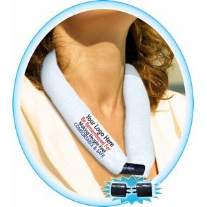 NEW & IMPROVED - CooLooP Cooling Scarf / Neck Cooler / Cooling Towel